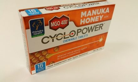 CycloPower – Manuka Honey Tablets