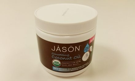 Jason – Smoothing Coconut Oil
