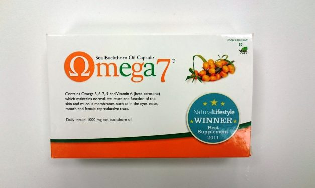 Pharma Nord – Omega 7 Sea Buckthorn Oil Capsules