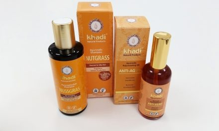 Khadi Natural Products – Shampoo & Anti-Ageing Oil