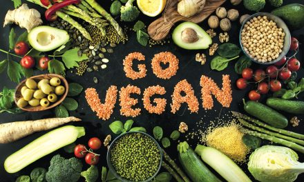 Simple steps to veganism