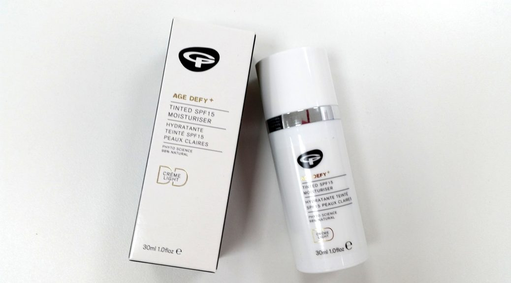 Green People – Age Defy+ Tinted Moisturiser