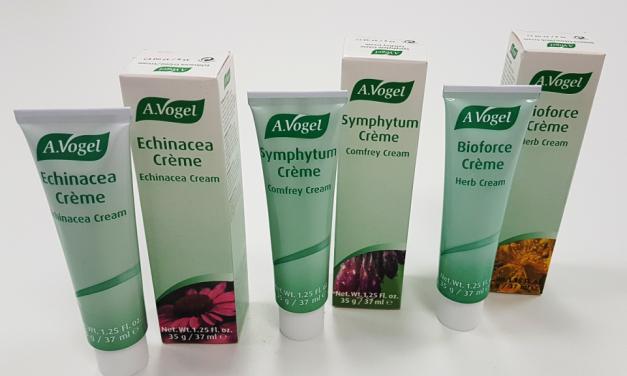 A.Vogel – Trio of Herbal Creams