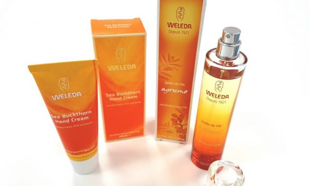 WELEDA – Sea Buckthorn Hand Cream & Perfume