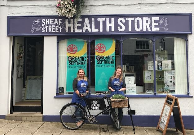 Sheaf Street Health Store comes to Daventry