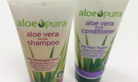 Aloe Pura – Aloe Vera Shampoo & Conditioner