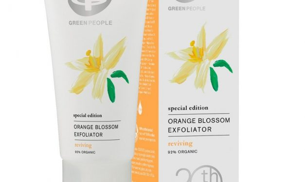 GREEN PEOPLE – ORANGE BLOSSOM EXFOLIATOR