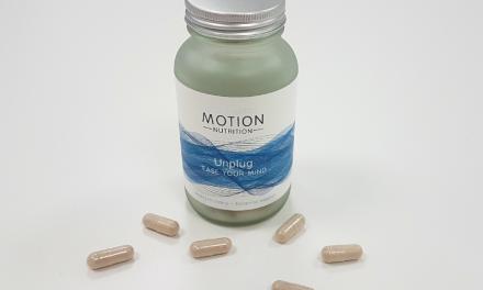 MOTION NUTRITION – UNPLUG: EASE YOUR MIND