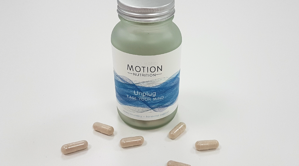 MOTION NUTRITION – UNPLUG: EASE YOUR MIND