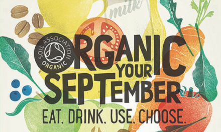 Are you ready to organic your September?