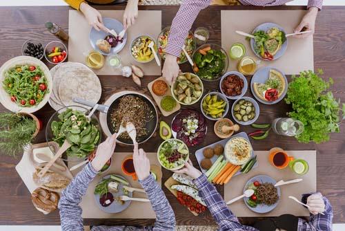 Make May a vegetarian celebration