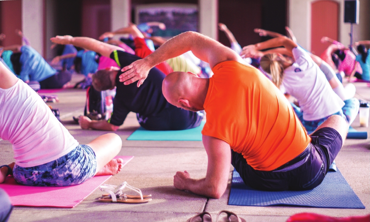 Why you should say yes to Yoga