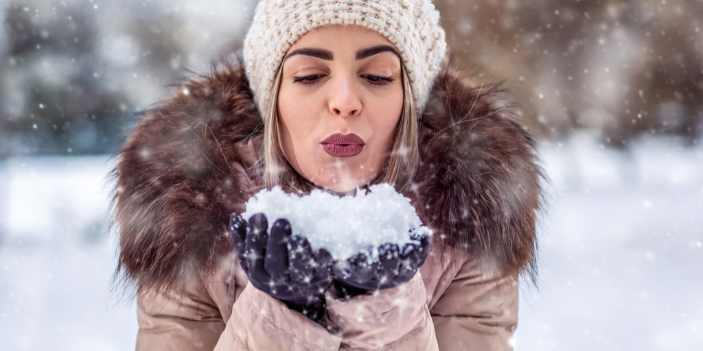 Your guide to winter beauty