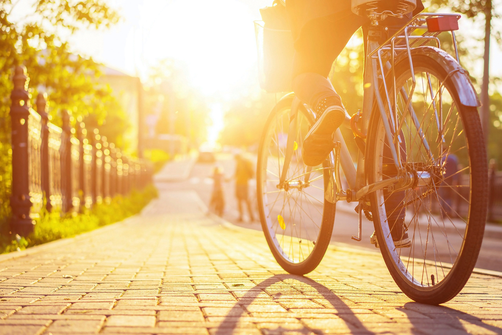 Benefits of switching your stressful commute for a bike