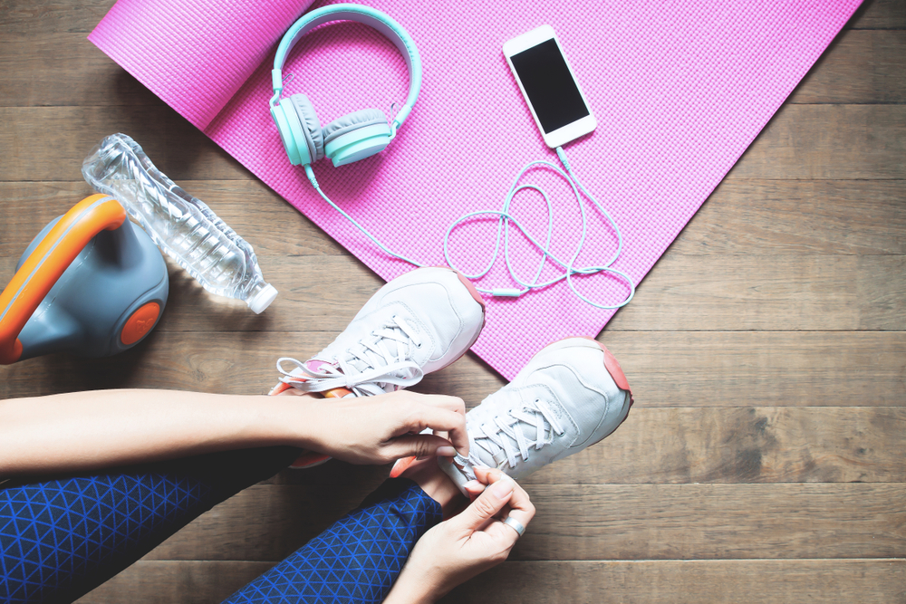 HIIT training effective for improving fitness