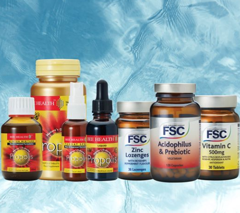 Top 5 supplements from FSC Supplements
