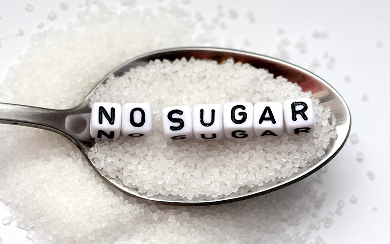 Say no to the sugar cravings