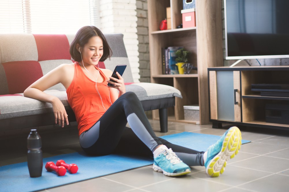 Your digital personal trainer