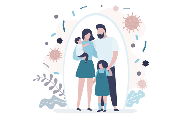 Build your immune defences