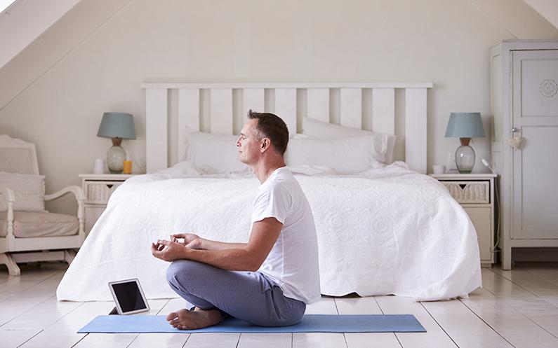 Making mornings more mindful