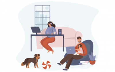 The real impact of working from home